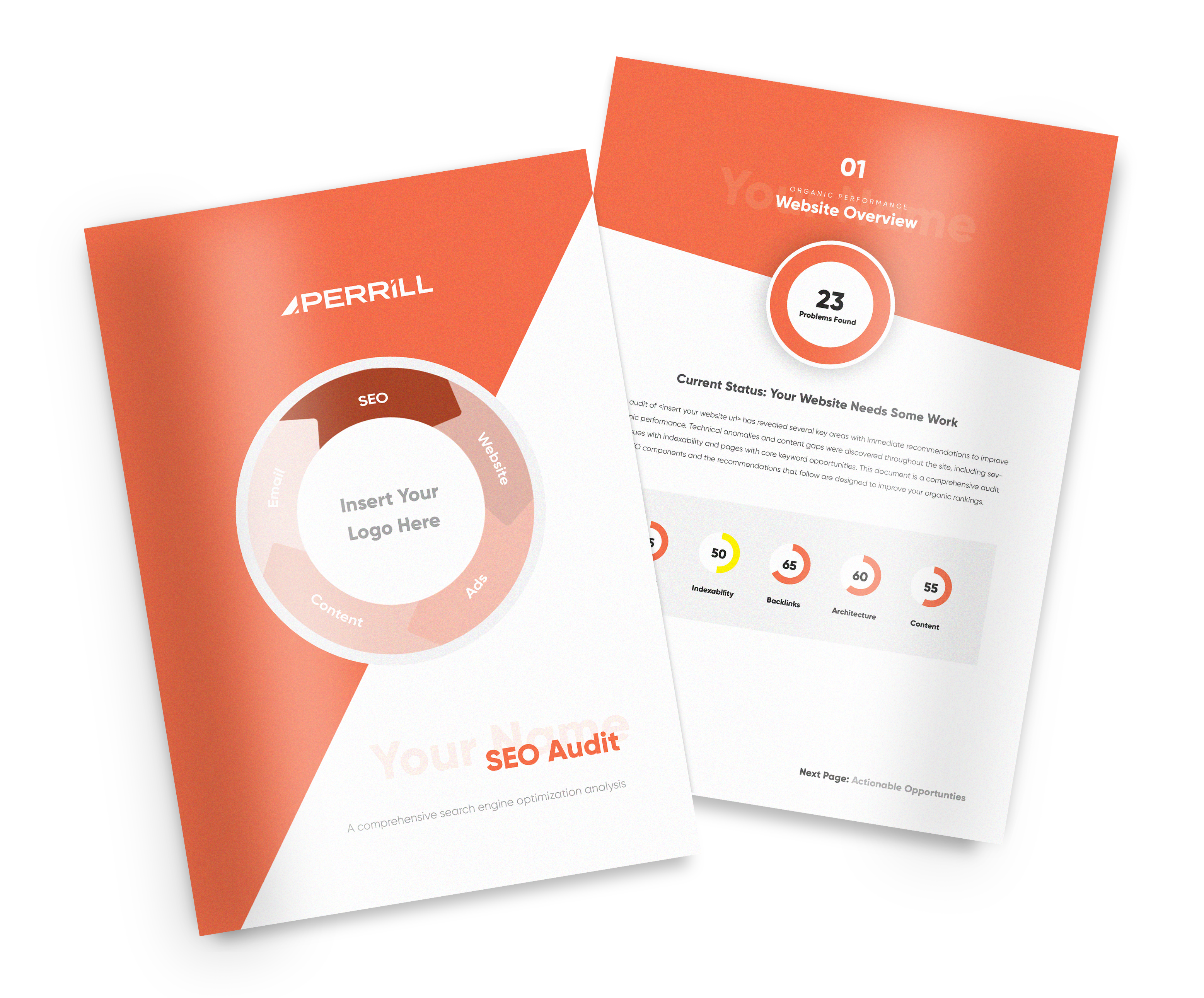 SEO Audit Document Mockup_Orange_General